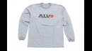ALV LOGO LONG SLEEVE Tシャツ イメージ